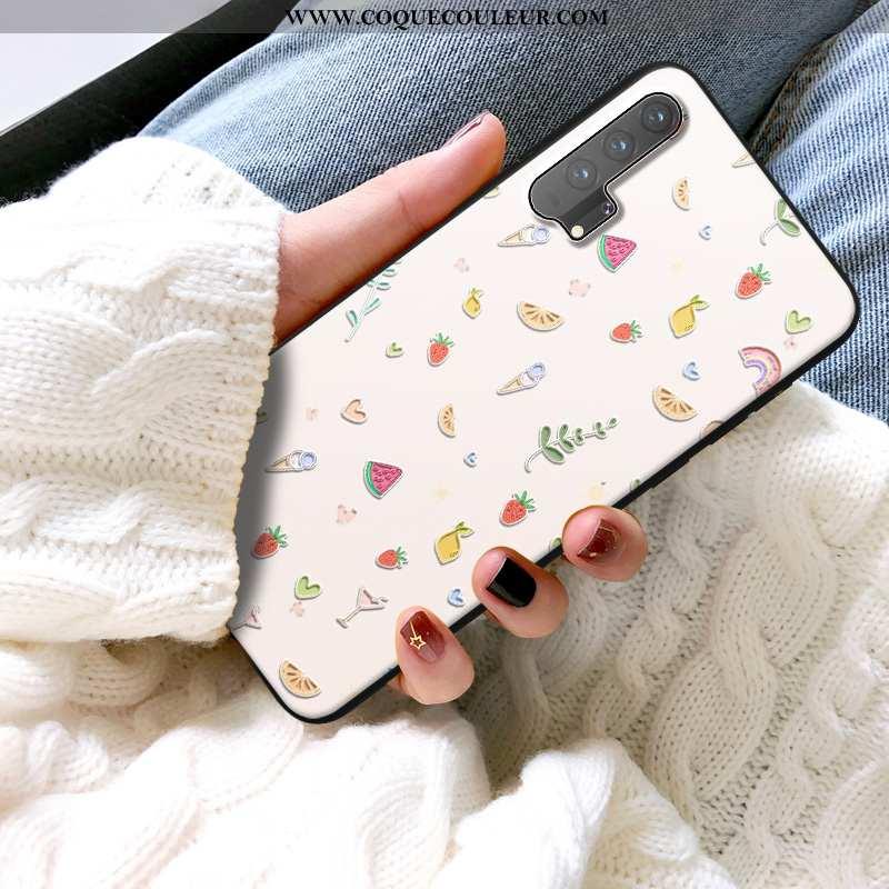 Étui Honor 20 Pro Créatif Personnalité Téléphone Portable, Coque Honor 20 Pro Gaufrage Incassable Bl