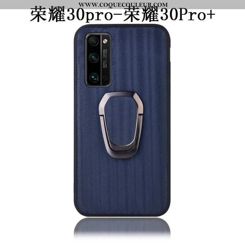 Housse Honor 30 Pro Modèle Fleurie Support Téléphone Portable, Étui Honor 30 Pro Protection Dégradé