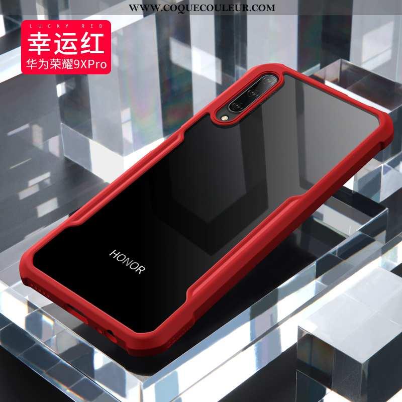 Étui Honor 9x Pro Silicone Personnalisé Délavé En Daim, Coque Honor 9x Pro Protection Téléphone Port