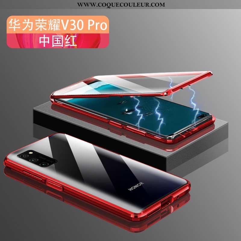 Coque Honor View30 Pro Créatif Téléphone Portable Reversible, Housse Honor View30 Pro Protection Per