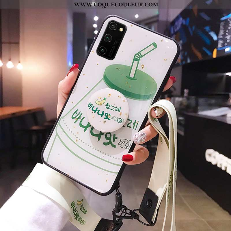 Coque Honor View30 Pro Tendance Vert Coque, Housse Honor View30 Pro Silicone Net Rouge Verte