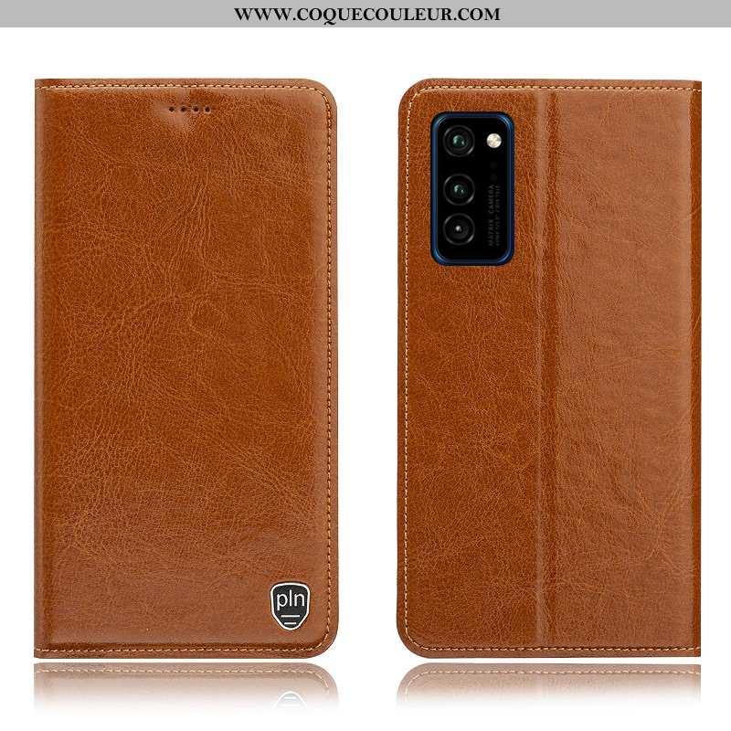 Étui Honor View30 Pro Protection Téléphone Portable Tout Compris, Coque Honor View30 Pro Cuir Vérita