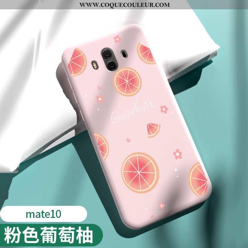 Coque Huawei Mate 10 Légère Téléphone Portable Tendance, Housse Huawei Mate 10 Fluide Doux Incassabl