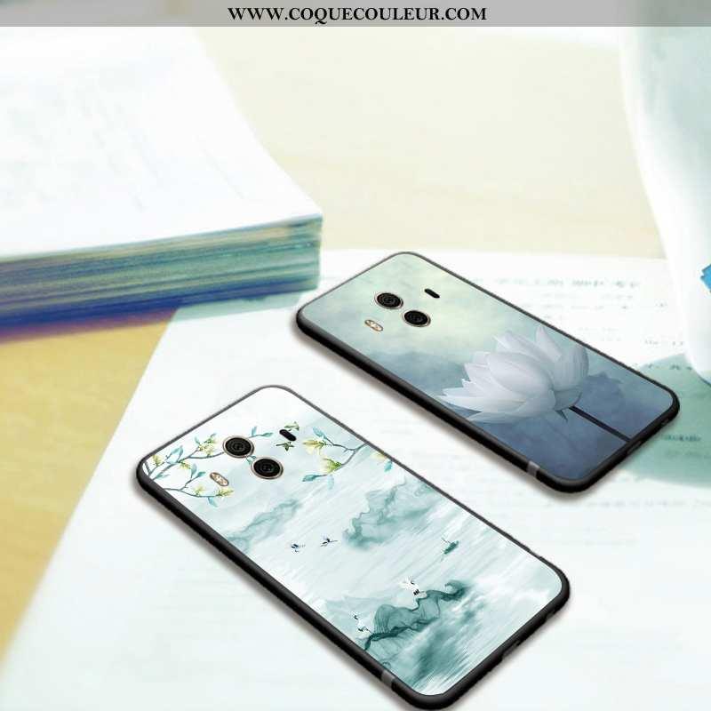 Étui Huawei Mate 10 Protection Silicone Tout Compris, Coque Huawei Mate 10 Personnalité Téléphone Po