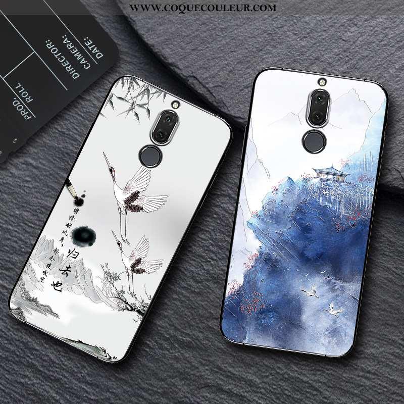 Housse Huawei Mate 10 Lite Créatif Personnalisé Étui, Étui Huawei Mate 10 Lite Gaufrage Fluide Doux