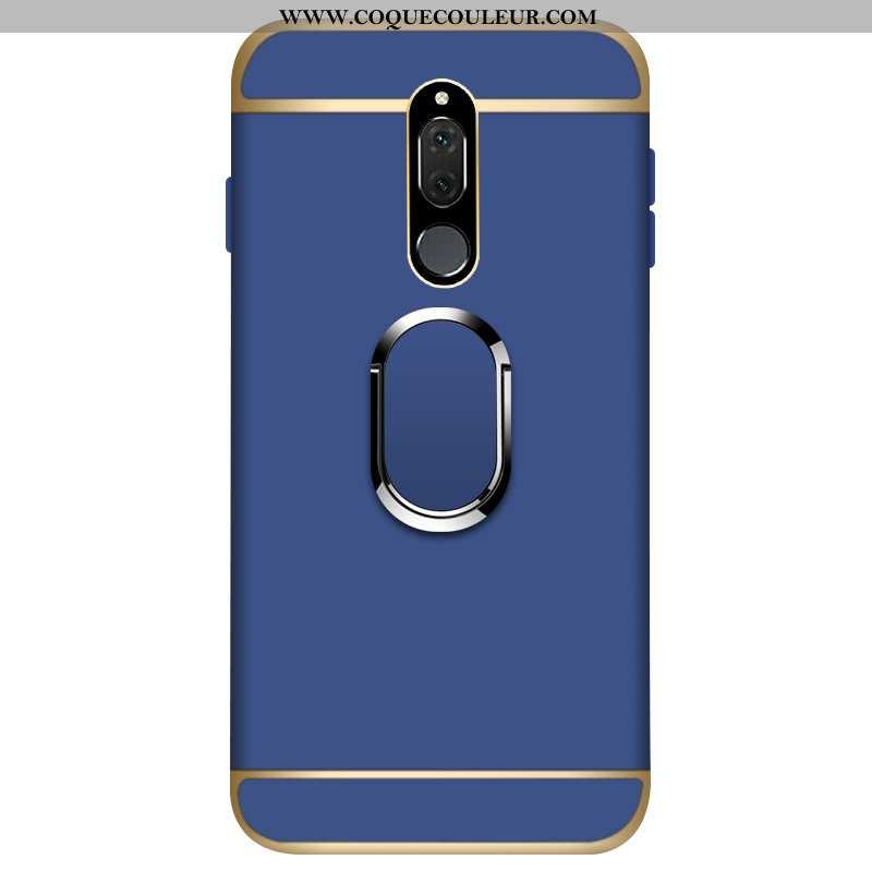Étui Huawei Mate 10 Lite Protection Coque Or, Huawei Mate 10 Lite Délavé En Daim Téléphone Portable