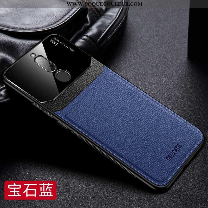 Étui Huawei Mate 10 Lite Personnalité Verre Tout Compris, Coque Huawei Mate 10 Lite Créatif Fluide D