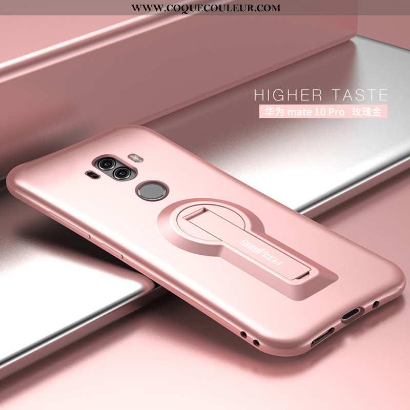 Coque Huawei Mate 10 Pro Ultra Créatif Tout Compris, Housse Huawei Mate 10 Pro Tendance Fluide Doux