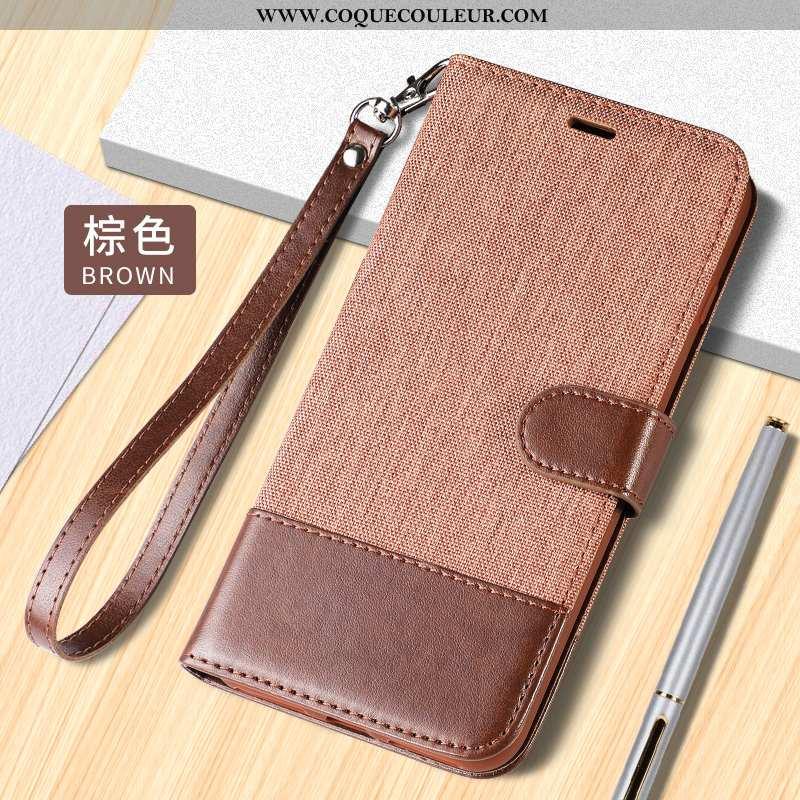 Étui Huawei Mate 10 Pro Protection Coque Téléphone Portable, Huawei Mate 10 Pro Portefeuille Tout Co