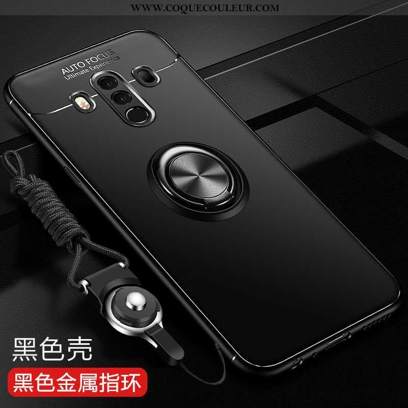 Coque Huawei Mate 10 Pro Silicone Délavé En Daim Téléphone Portable, Housse Huawei Mate 10 Pro Prote