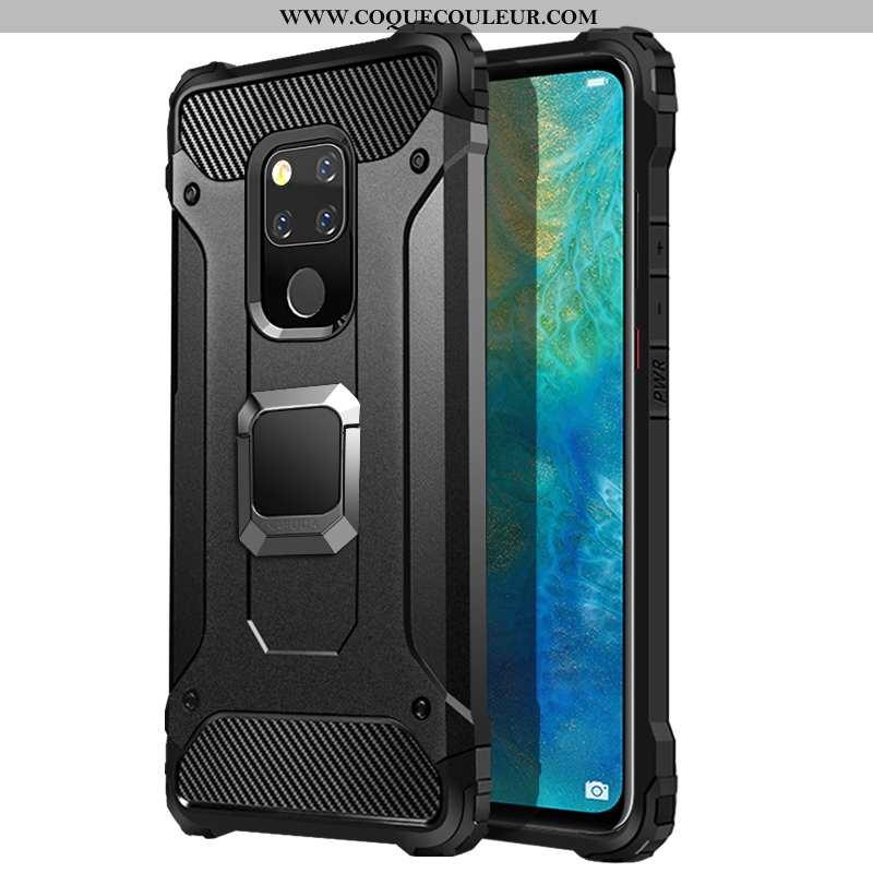 Housse Huawei Mate 20 Fluide Doux Légère Téléphone Portable, Étui Huawei Mate 20 Silicone Délavé En