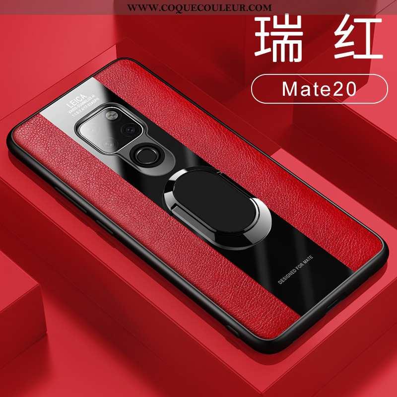 Housse Huawei Mate 20 Cuir Téléphone Portable Tout Compris, Étui Huawei Mate 20 Silicone Incassable