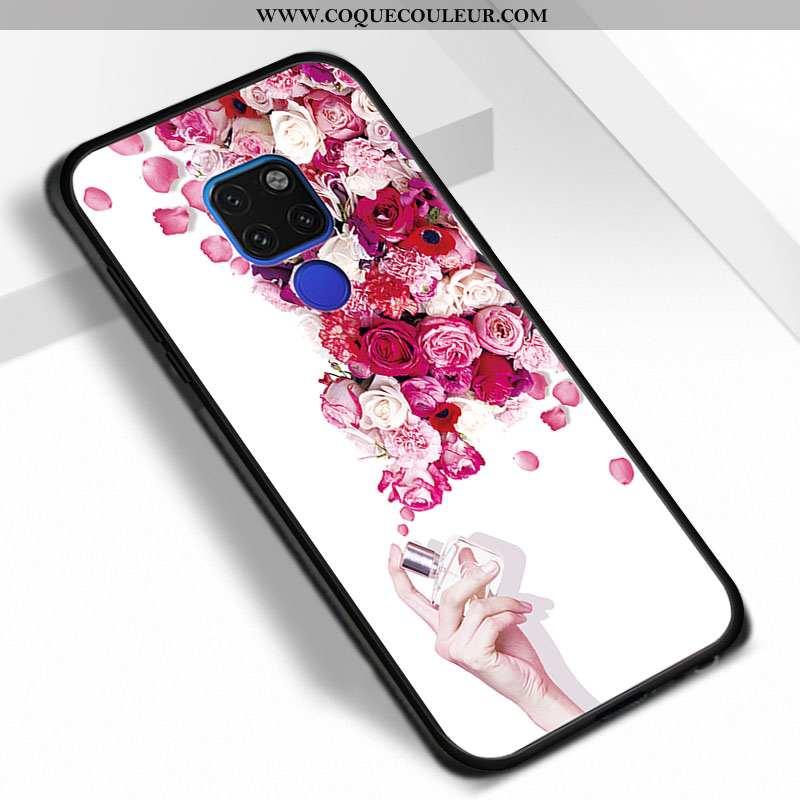 Housse Huawei Mate 20 Tendance Téléphone Portable Tout Compris, Étui Huawei Mate 20 Personnalité Ros