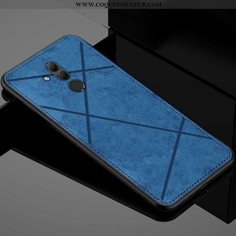 Housse Huawei Mate 20 Lite Légère Mode Personnalité, Étui Huawei Mate 20 Lite Silicone Protection Bl