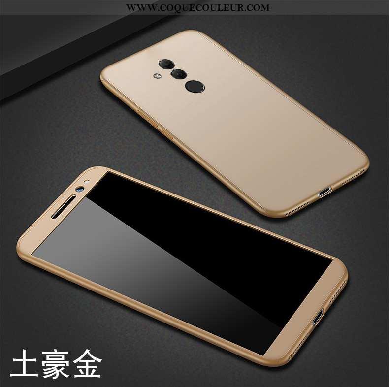 Housse Huawei Mate 20 Lite Légère Couvercle Arrière Tendance, Étui Huawei Mate 20 Lite Protection Té