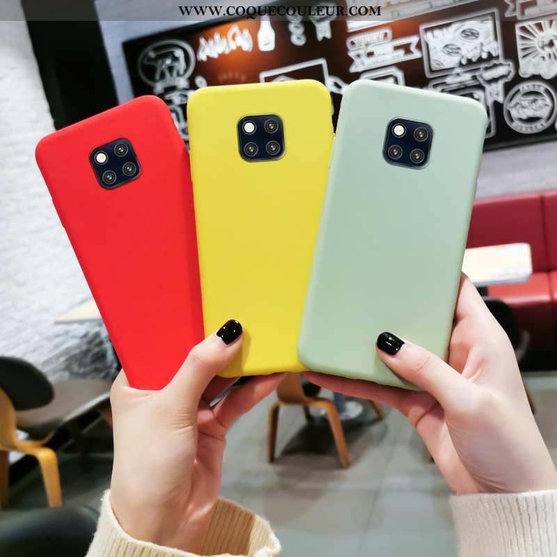 Étui Huawei Mate 20 Pro Créatif Incassable Silicone, Coque Huawei Mate 20 Pro Tendance Net Rouge Jau