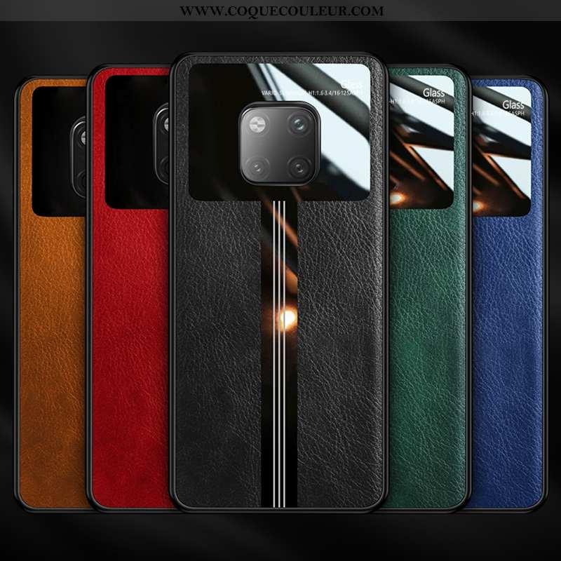Housse Huawei Mate 20 Pro Personnalité Téléphone Portable Incassable, Étui Huawei Mate 20 Pro Fluide