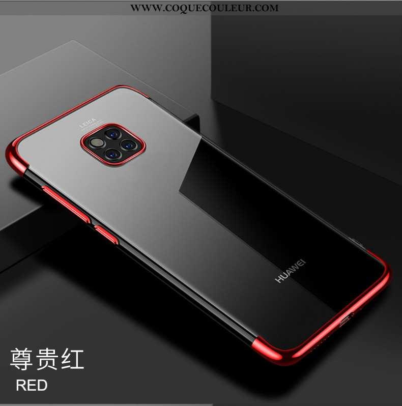 Housse Huawei Mate 20 Rs Protection Nouveau Téléphone Portable, Étui Huawei Mate 20 Rs Transparent L