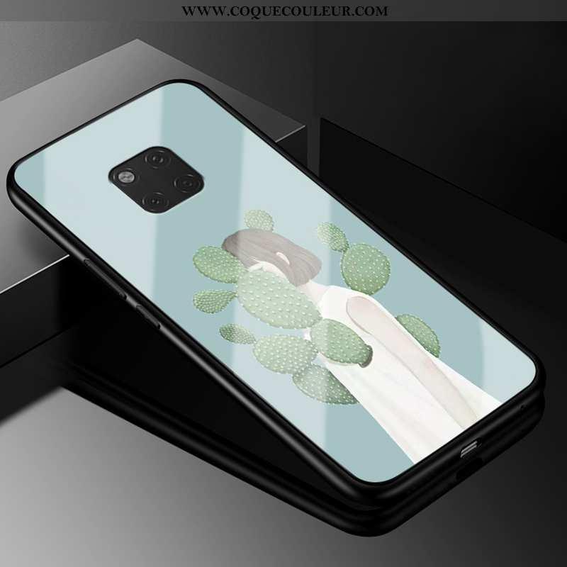 Coque Huawei Mate 20 Rs Vintage Téléphone Portable Incassable, Housse Huawei Mate 20 Rs Fluide Doux