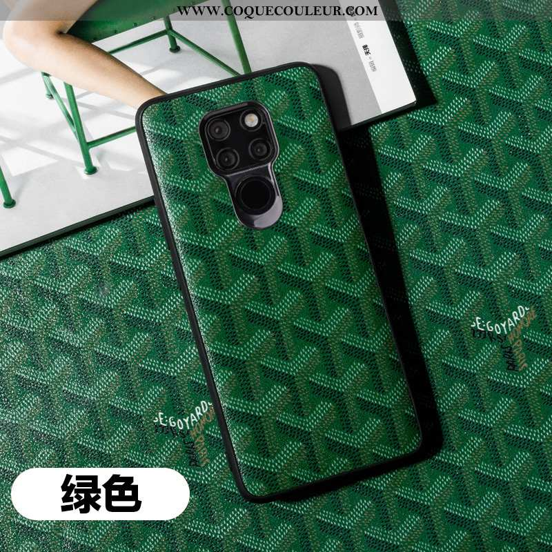 Housse Huawei Mate 20 X Ultra Légère Protection, Étui Huawei Mate 20 X Tendance Téléphone Portable V