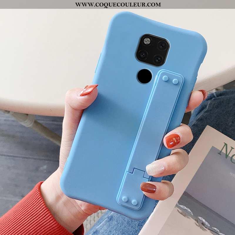 Étui Huawei Mate 20 X Protection Coque Étui, Huawei Mate 20 X Ultra Téléphone Portable Bleu