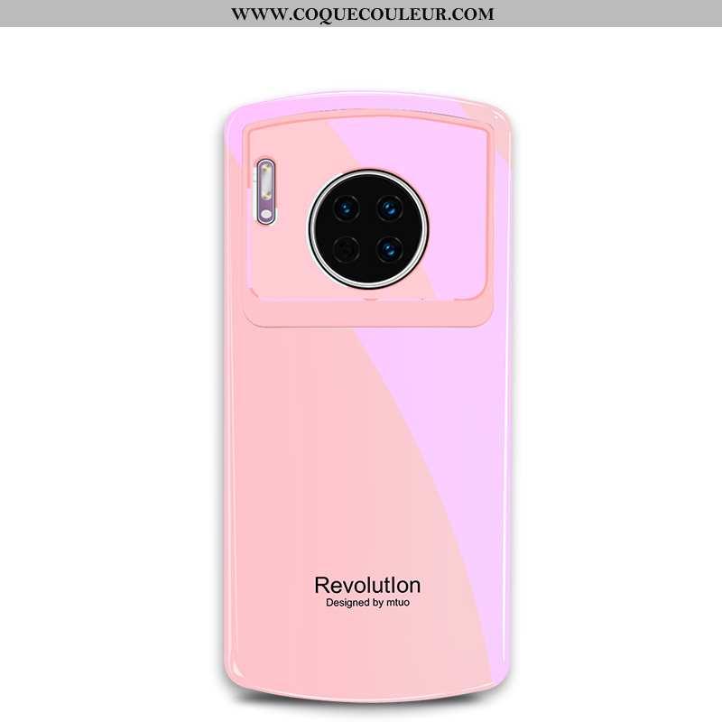 Housse Huawei Mate 30 Pro Fluide Doux Téléphone Portable Coque, Étui Huawei Mate 30 Pro Silicone Ten