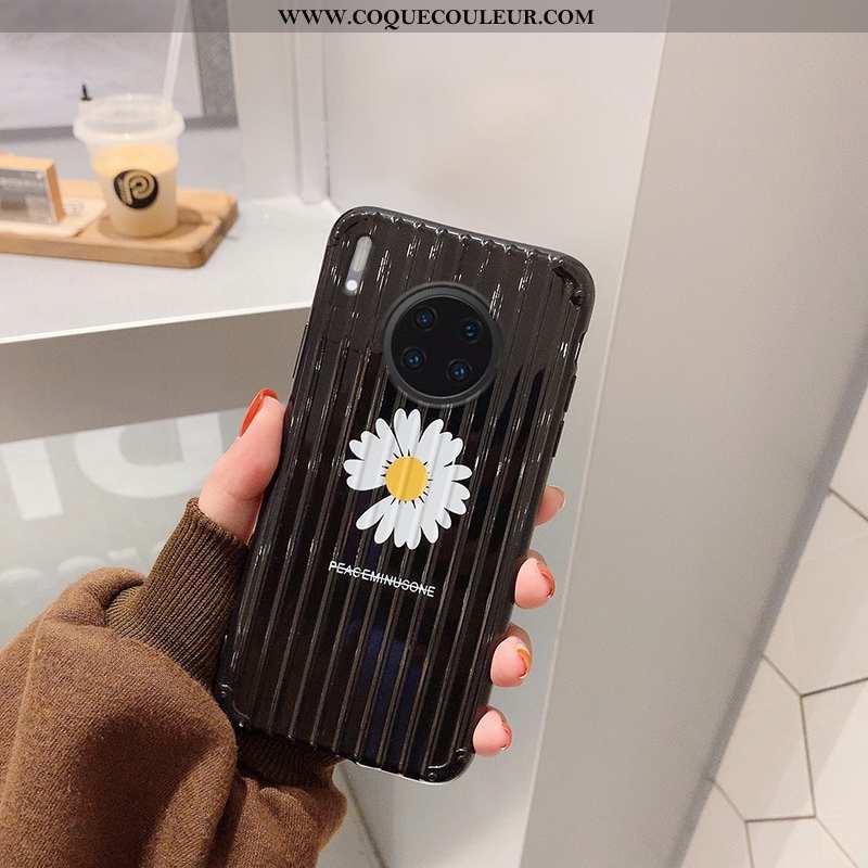 Étui Huawei Mate 30 Pro Personnalité Incassable Net Rouge, Coque Huawei Mate 30 Pro Fluide Doux Simp