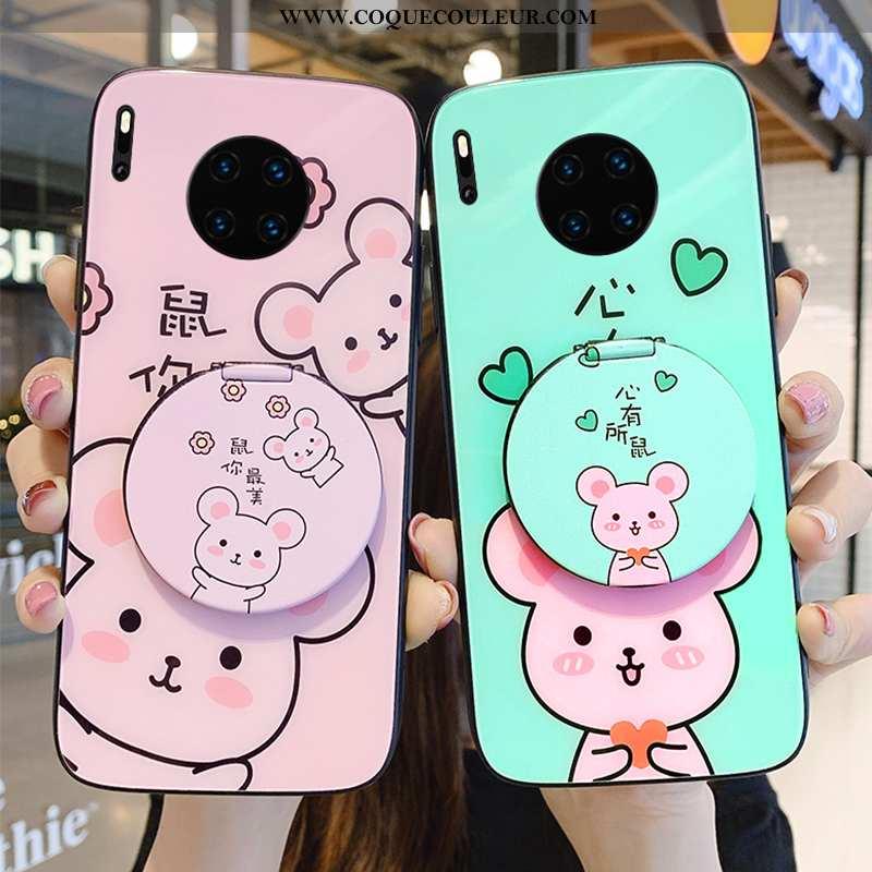 Coque Huawei Mate 30 Pro Personnalité Téléphone Portable Coque, Housse Huawei Mate 30 Pro Créatif Fr