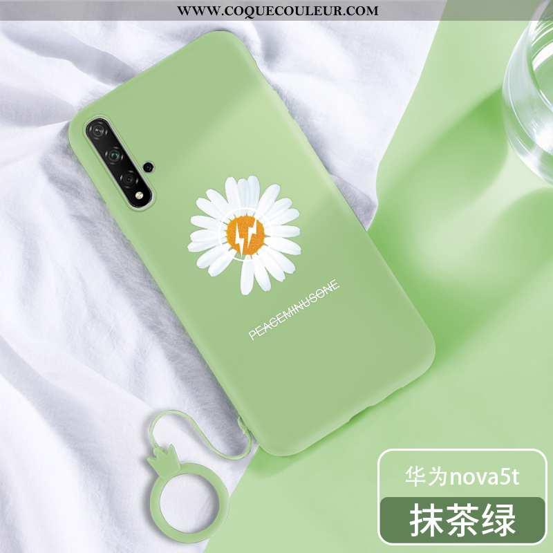 Étui Huawei Nova 5t Ornements Suspendus Incassable Légère, Coque Huawei Nova 5t Personnalité Petite