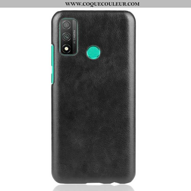 Coque Huawei P Smart 2020 Tendance Étui Incassable, Housse Huawei P Smart 2020 Cuir Personnalité Noi