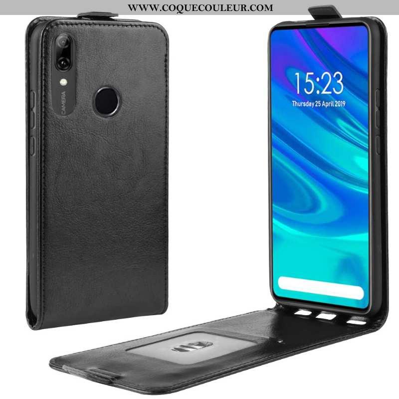 Étui Huawei P Smart Z Protection Téléphone Portable, Coque Huawei P Smart Z Clamshell Noir