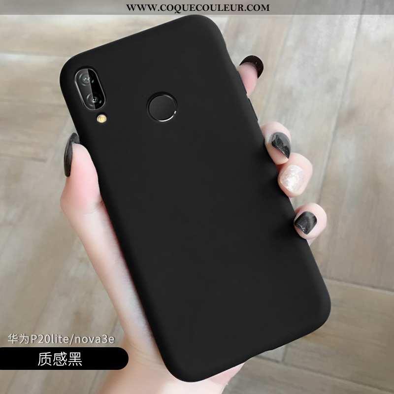 Étui Huawei P20 Lite Fluide Doux Jeunesse Tout Compris, Coque Huawei P20 Lite Personnalité Simple No