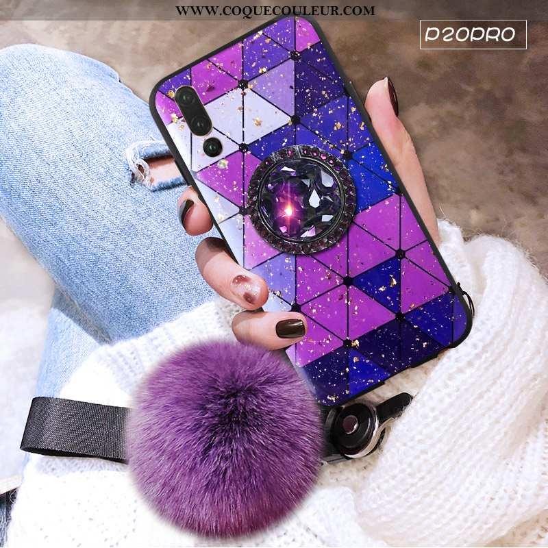 Housse Huawei P20 Pro Protection Téléphone Portable Fluide Doux, Étui Huawei P20 Pro Personnalité In