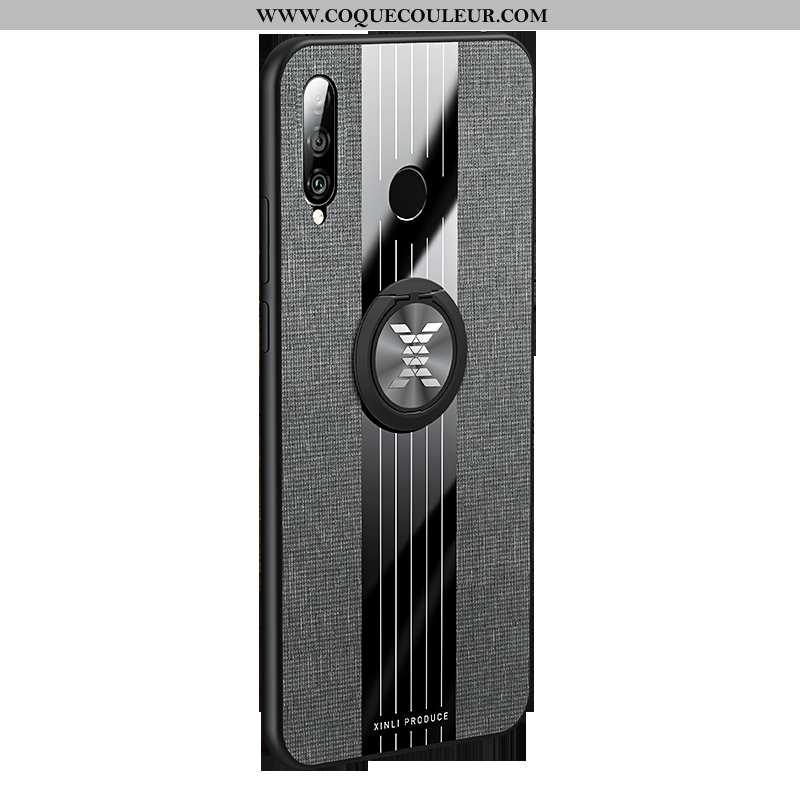 Housse Huawei P30 Lite Silicone Téléphone Portable Modèle Fleurie, Étui Huawei P30 Lite Protection F