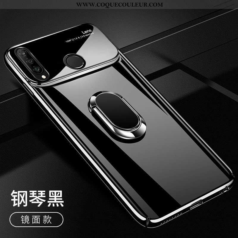 Housse Huawei P30 Lite Xl Tendance Tout Compris Protection, Étui Huawei P30 Lite Xl Légère Coque Noi