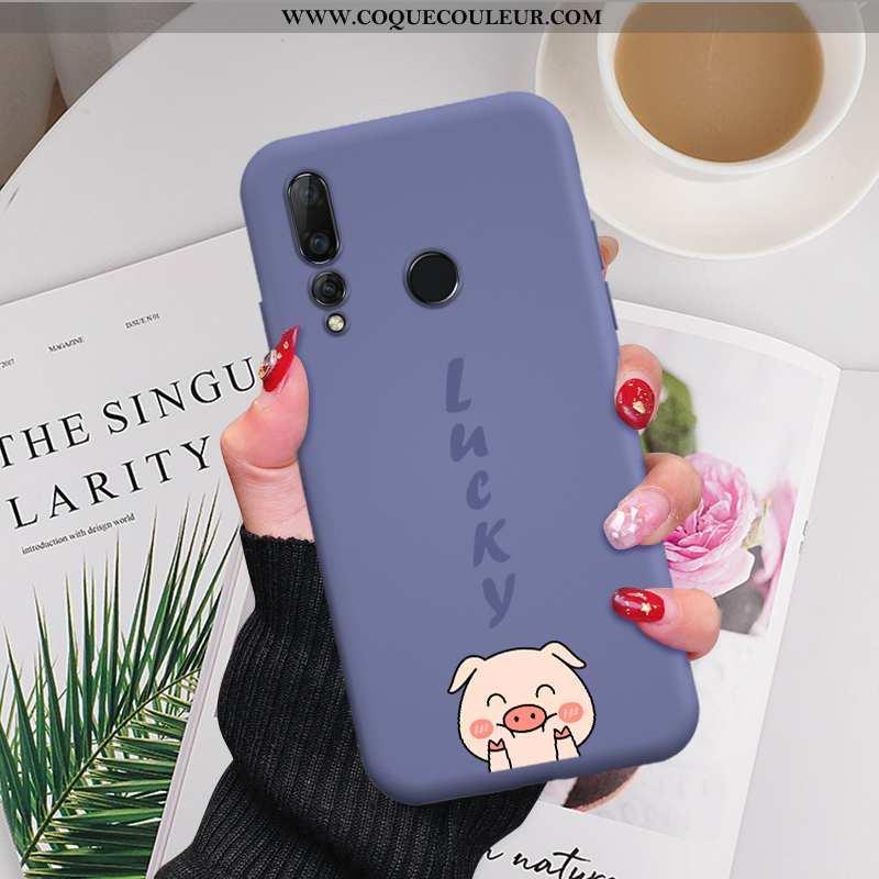Coque Huawei P30 Lite Xl Créatif Charmant Personnalité, Housse Huawei P30 Lite Xl Dessin Animé Fluid