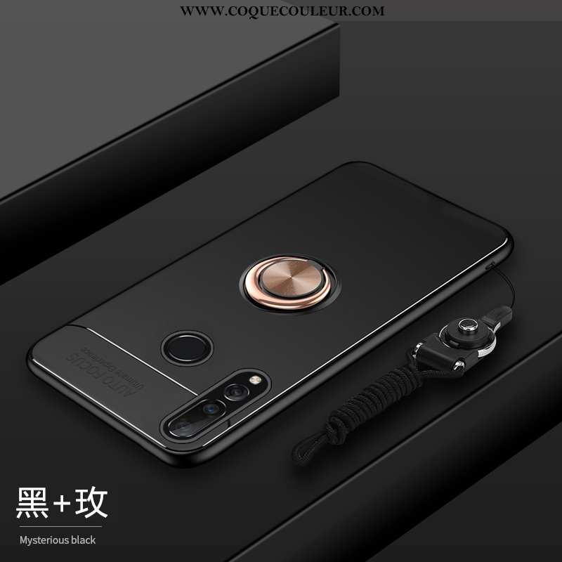 Étui Huawei P30 Lite Xl Protection Coque Étui, Huawei P30 Lite Xl Personnalité Mode Noir