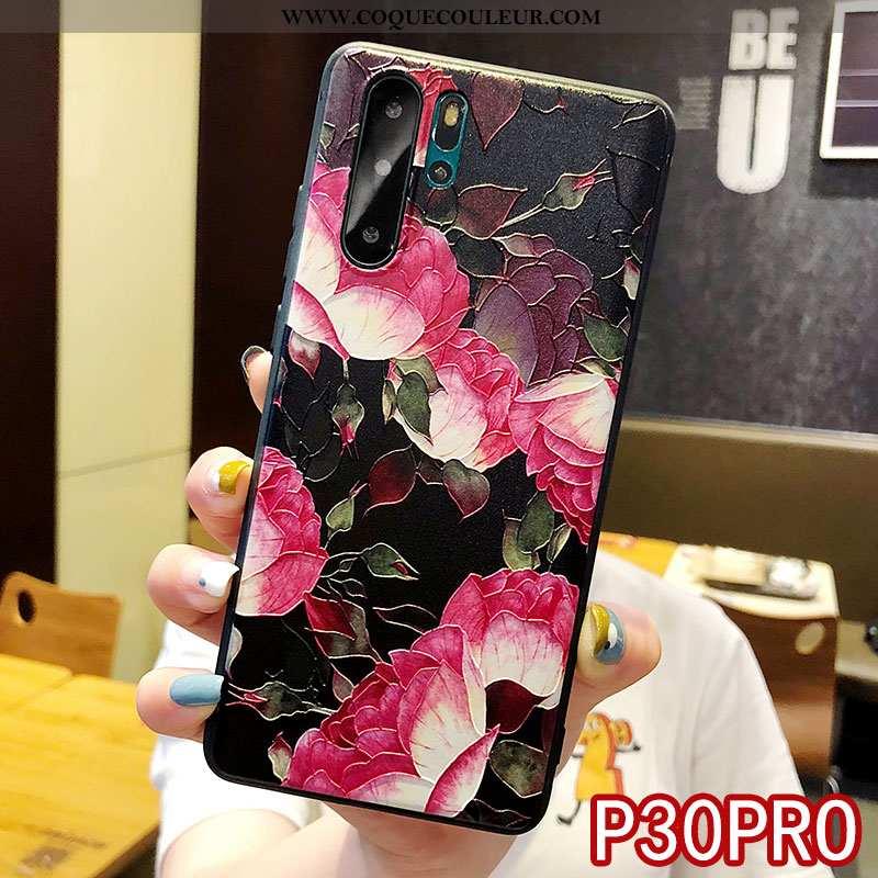 Étui Huawei P30 Pro Protection Cou Suspendu Tendance, Coque Huawei P30 Pro Personnalité Téléphone Po