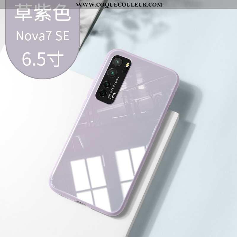 Housse Huawei P40 Lite 5g Protection Téléphone Portable Légère, Étui Huawei P40 Lite 5g Verre Incass