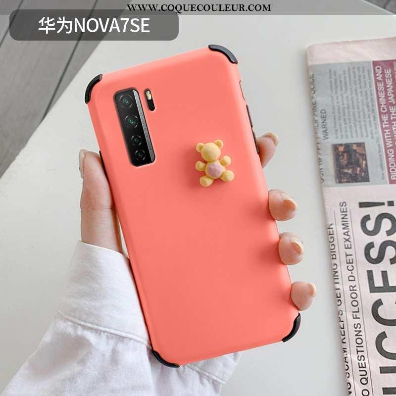 Étui Huawei P40 Lite 5g Dessin Animé Silicone Dimensionnel, Coque Huawei P40 Lite 5g Charmant Incass