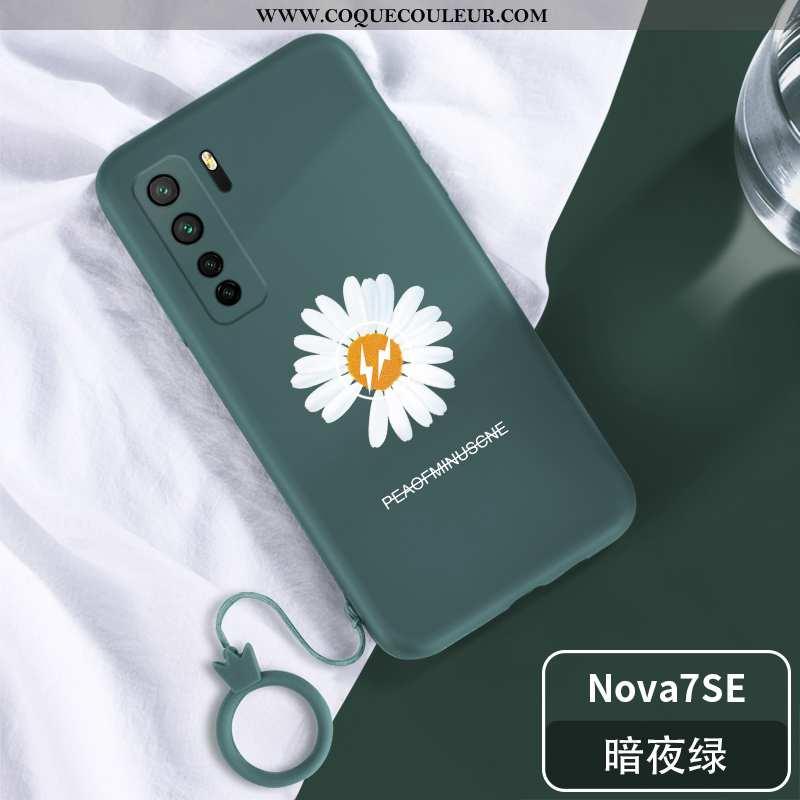 Étui Huawei P40 Lite 5g Tendance Net Rouge Protection, Coque Huawei P40 Lite 5g Fluide Doux Téléphon