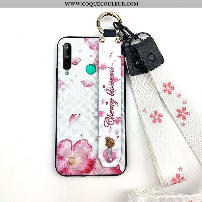 Housse Huawei P40 Lite E Fluide Doux Coque Support, Étui Huawei P40 Lite E Protection Ornements Susp