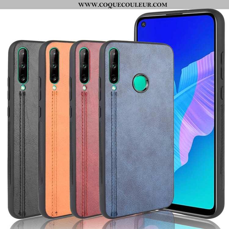 Housse Huawei P40 Lite E Cuir Difficile Coque, Étui Huawei P40 Lite E Protection Téléphone Portable