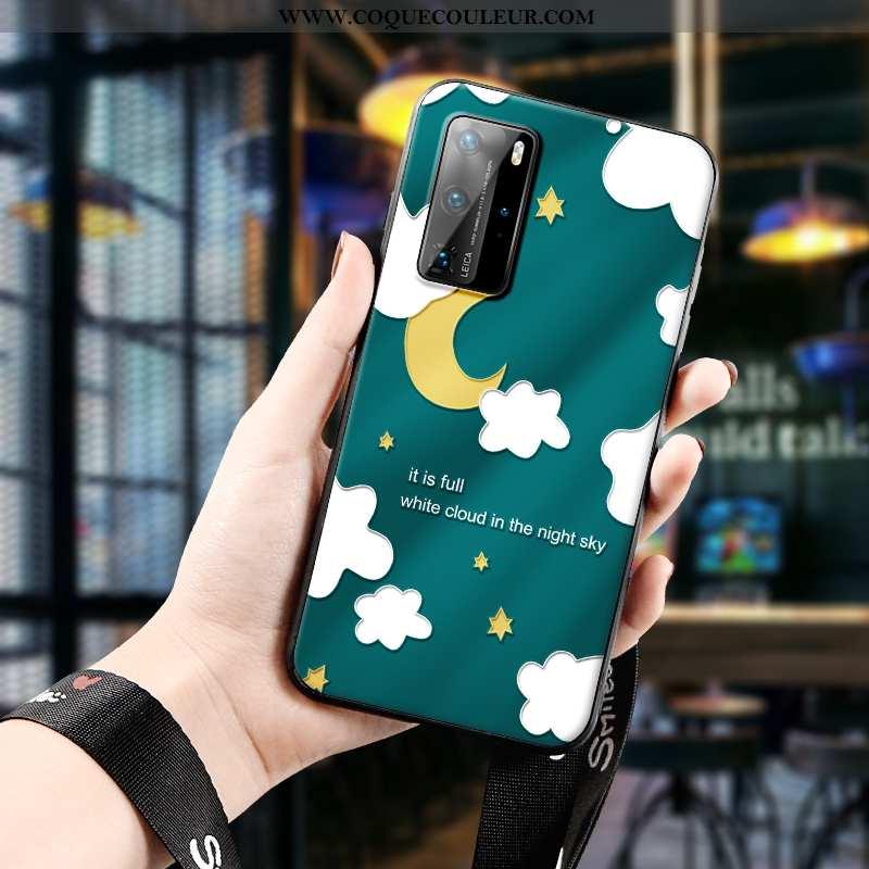Coque Huawei P40 Pro Ultra Créatif Tout Compris, Housse Huawei P40 Pro Tendance Téléphone Portable V