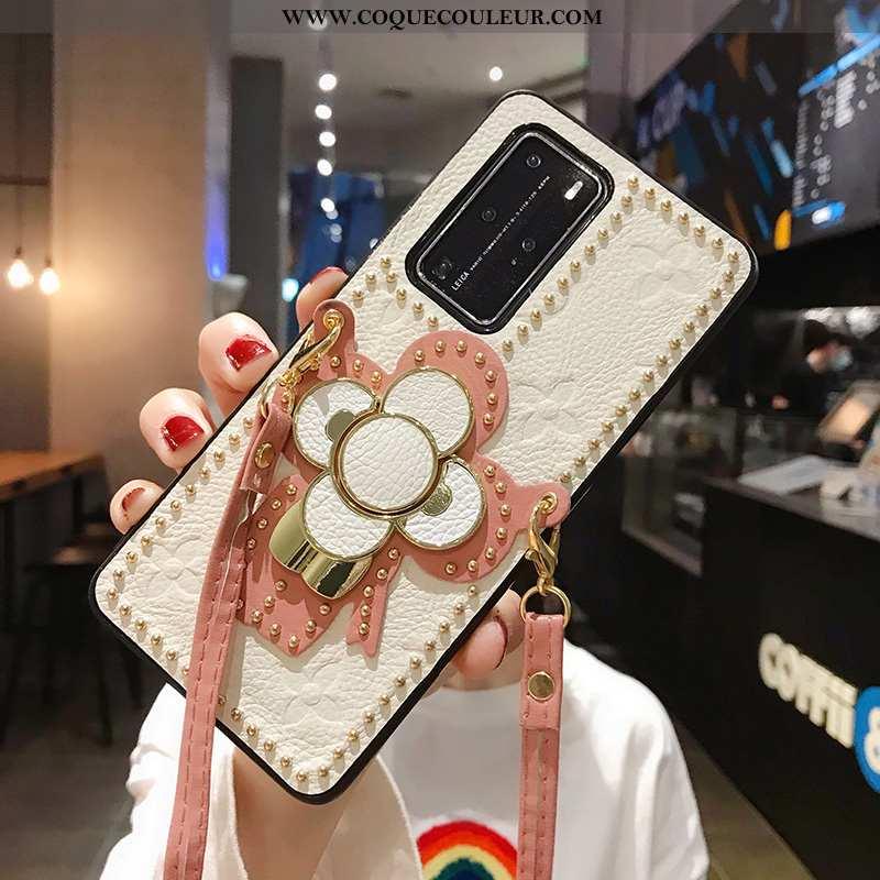 Housse Huawei P40 Pro Personnalité Téléphone Portable Protection, Étui Huawei P40 Pro Créatif Tendan