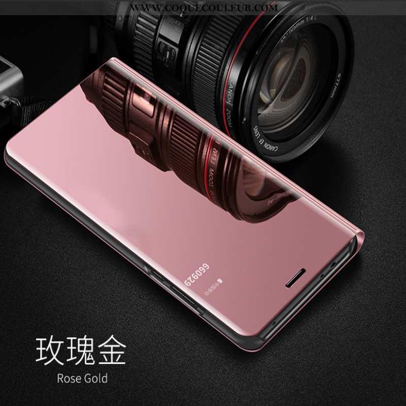Coque Huawei Y5p Cuir Téléphone Portable Business, Housse Huawei Y5p Protection Or Doré