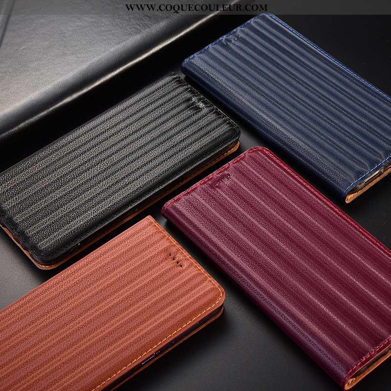 Housse Huawei Y6p Modèle Fleurie Téléphone Portable Housse, Étui Huawei Y6p Protection Coque Violet