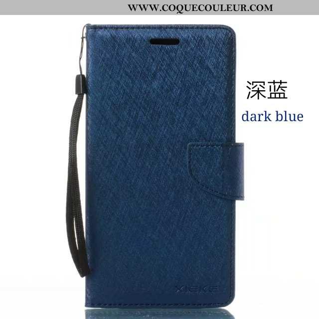 Étui Huawei Y6s Portefeuille 2020 Téléphone Portable, Coque Huawei Y6s Housse Bleu Marin Bleu Foncé