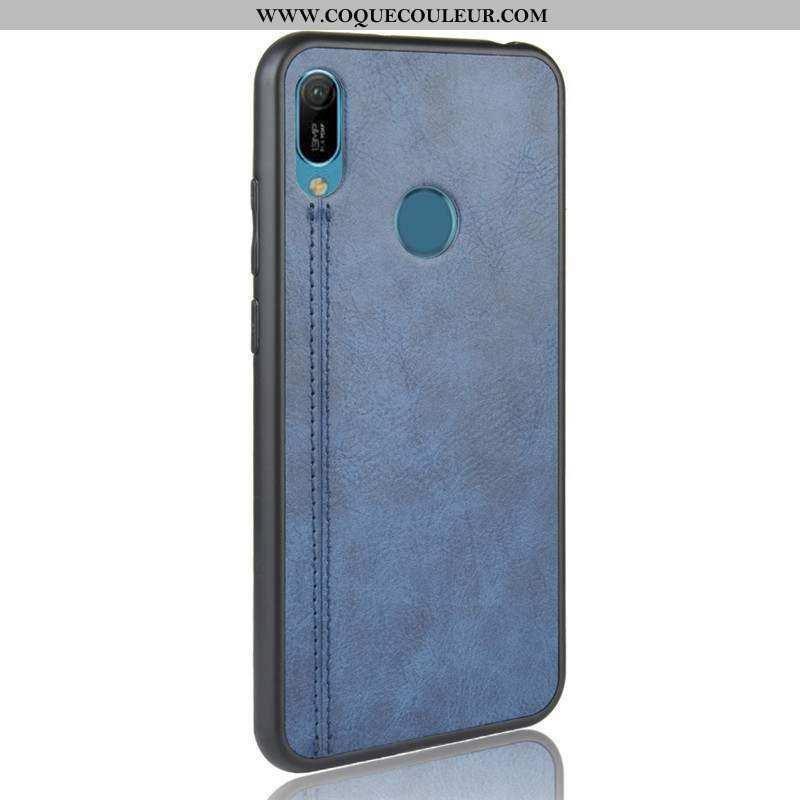 Housse Huawei Y6s Protection Tout Compris Fluide Doux, Étui Huawei Y6s Légère Téléphone Portable Ble
