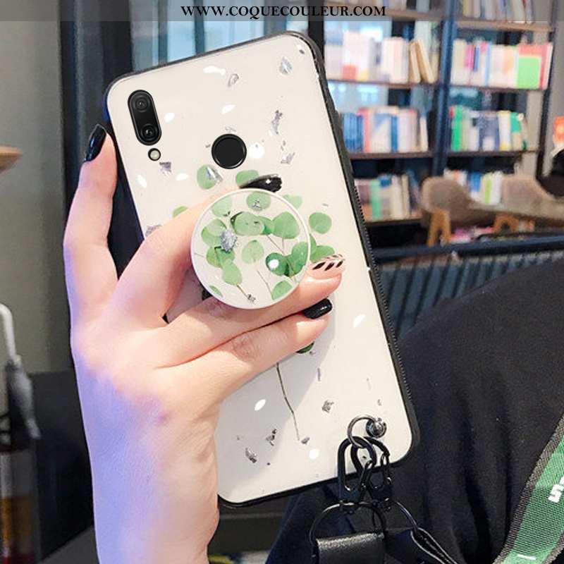 Étui Huawei Y7 2020 Ornements Suspendus Téléphone Portable, Coque Huawei Y7 2020 Protection 2020 Ver